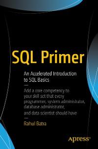 Cover SQL Primer
