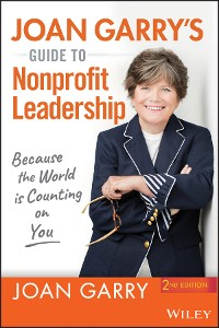 Cover Joan Garry's Guide to Nonprofit Leadership