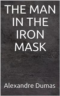 Cover The man in the iron mask