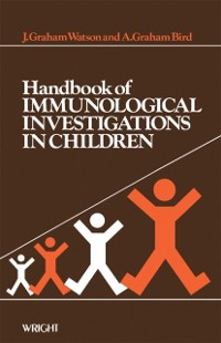 Cover Handbook of Immunological Investigations in Children