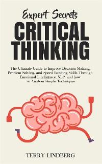 Cover Expert Secrets - Critical Thinking