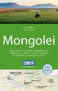 Cover DuMont Reise-Handbuch Reiseführer Mongolei