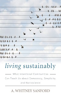 Cover Living Sustainably