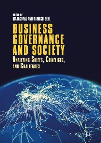 Cover Business Governance and Society