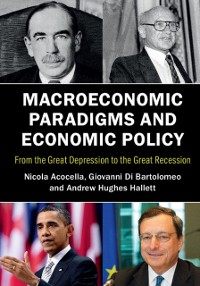 Cover Macroeconomic Paradigms and Economic Policy