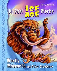 Cover My First Ice Age Stories