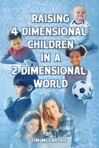 Cover Raising 4 Dimensional Children in a 2 Dimensional World
