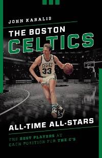 Cover The Boston Celtics All-Time All-Stars