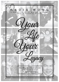 Cover Your Life Your Legacy