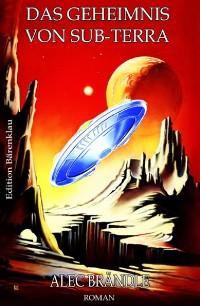 Cover Das Geheimnis von Sub-Terra