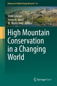 Cover High Mountain Conservation in a Changing World
