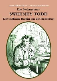 Cover Die Perlenschnur oder: Sweeney Todd, der teuflische Barbier aus der Fleet Street