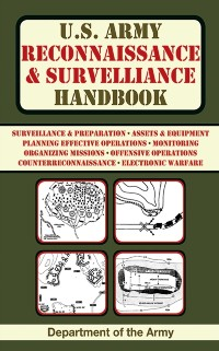 Cover U.S. Army Reconnaissance and Surveillance Handbook
