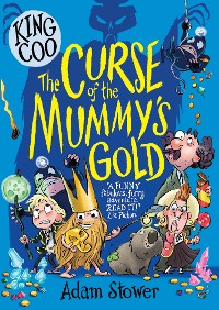 Cover King Coo - The Curse of the Mummy's Gold