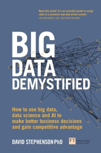 Cover Big Data Demystified