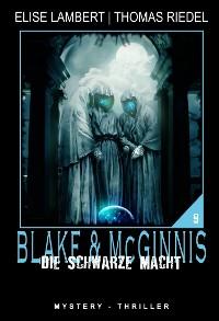 Cover Die schwarze Macht