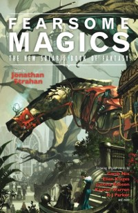 Cover Fearsome Magics