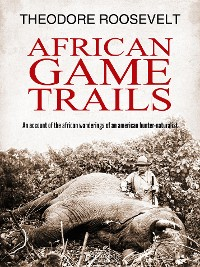 Cover African Game Trails