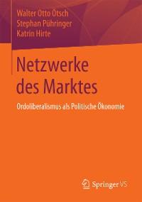 Cover Netzwerke des Marktes