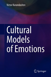 Cover Cultural Models of Emotions