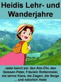 Cover Heidis Lehr- und Wanderjahre