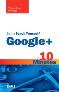 Cover Sams Teach Yourself Google+ in 10 Minutes