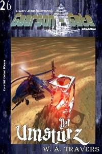 Cover GAARSON-GATE 026: Der Umsturz