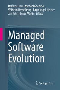 Cover Managed Software Evolution