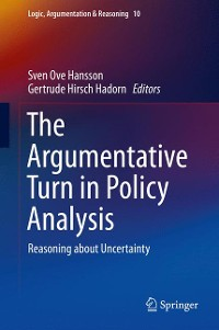 Cover The Argumentative Turn in Policy Analysis