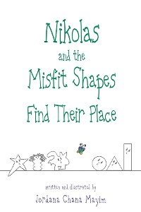 Cover Nikolas and the Misfit Shapes Find Their Place