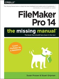 Cover FileMaker Pro 14