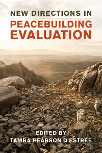 Cover New Directions in Peacebuilding Evaluation