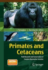 Cover Primates and Cetaceans