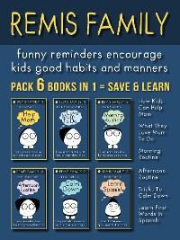 Cover Remis Family (Pack 6 Books in 1)