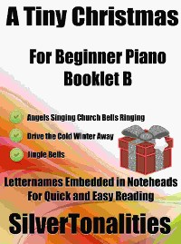 Cover A Tiny Christmas for Beginner Piano Booklet B