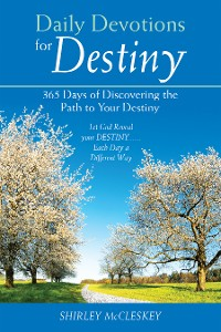 Cover Daily Devotions for Destiny