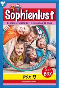Cover Sophienlust Box 13 – Familienroman