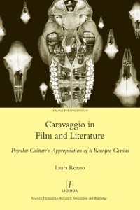 Cover Caravaggio in Film and Literature