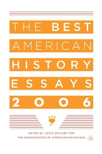Cover The Best American History Essays 2006