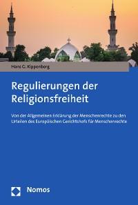 Cover Regulierungen der Religionsfreiheit