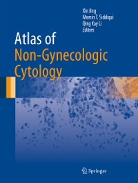 Cover Atlas of Non-Gynecologic Cytology
