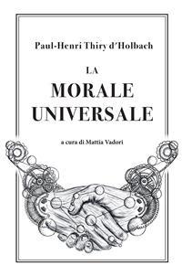 Cover La Morale Universale