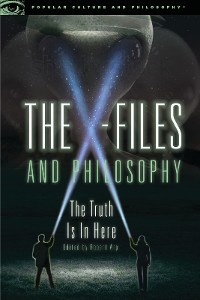 Cover The X-Files and Philosophy