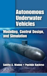 Cover Autonomous Underwater Vehicles