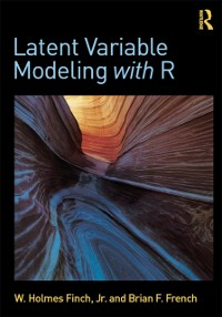 Cover Latent Variable Modeling with R