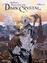Cover Jim Henson's Beneath the Dark Crystal, Issue 12