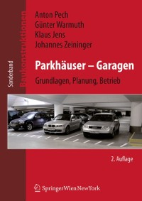 Cover Parkhauser - Garagen