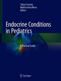 Cover Endocrine Conditions in Pediatrics