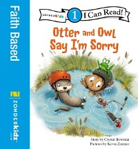 Cover Otter and Owl Say I'm Sorry
