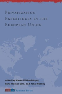 Cover Privatization Experiences in the European Union